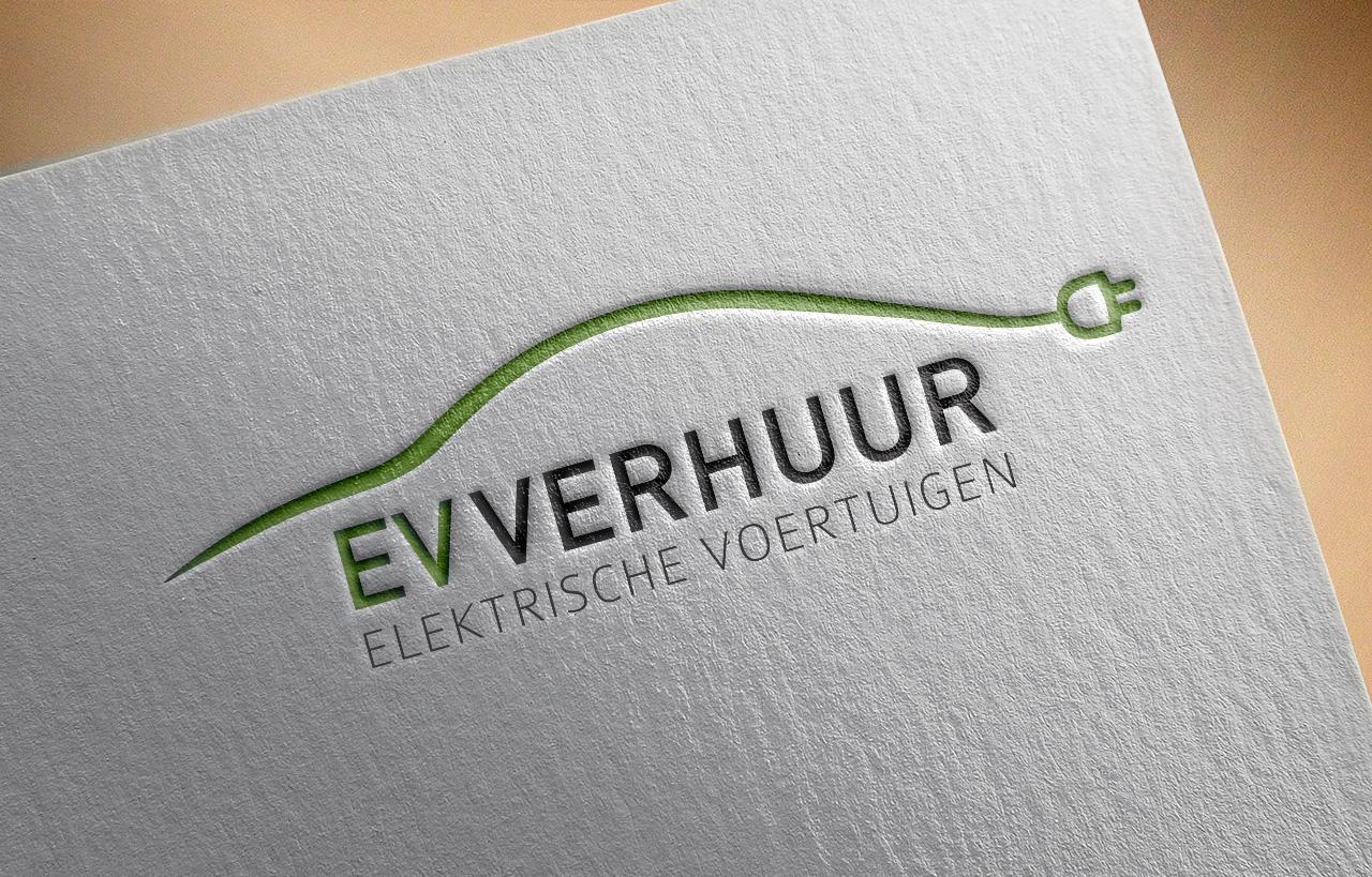 logo EV verhuur