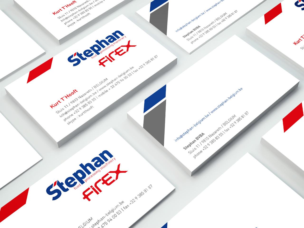 Visitekaartje Stephan