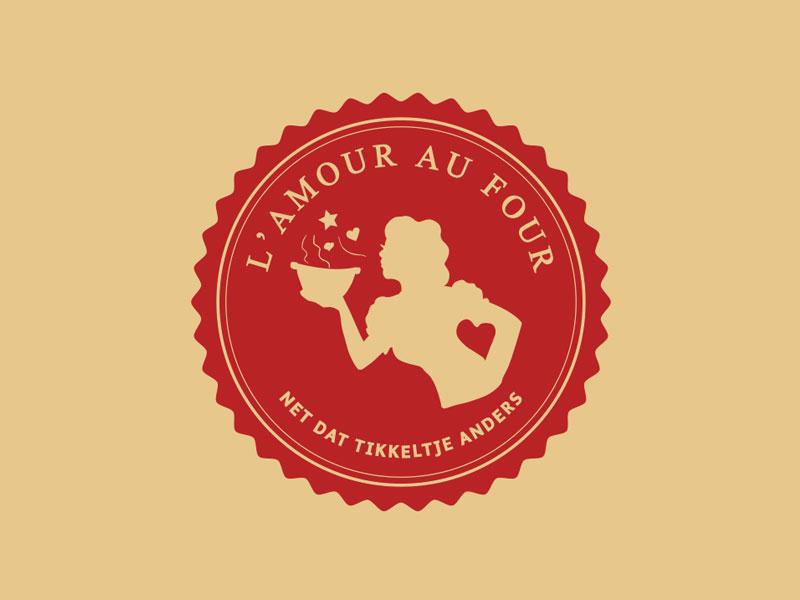l'Amour au four logo